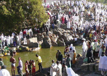 Timkat-Festival