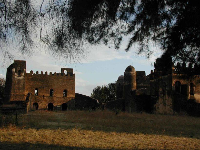 châteaux-du-gondar
